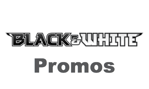 Back & White Promos Pokémon cards for sale