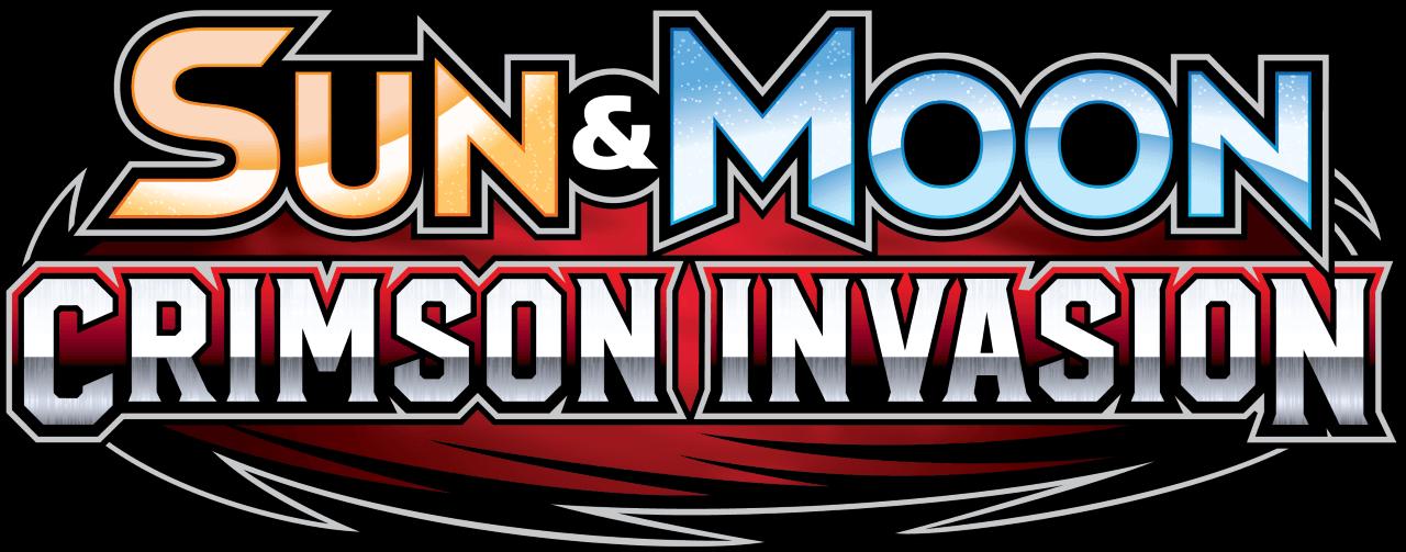 Crimson Invasion Pokémon cards for sale