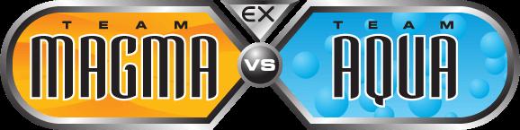 Ex Team Magma vs Team Aqua Pokémon cards for sale