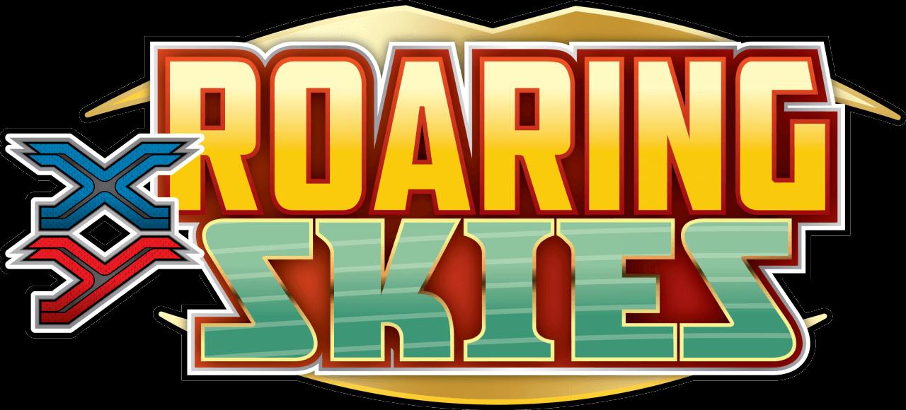 Roaring Skies Pokémon cards for sale