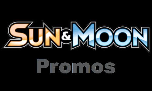 Sun and Moon Promos Pokémon cards for sale