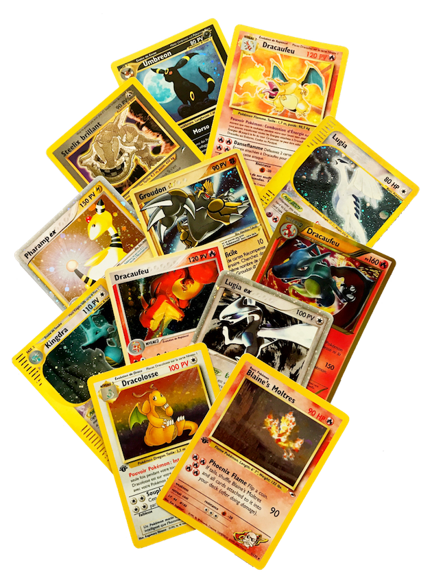 Blueumbreon.com comparateur de prix cartes Pokémon et display